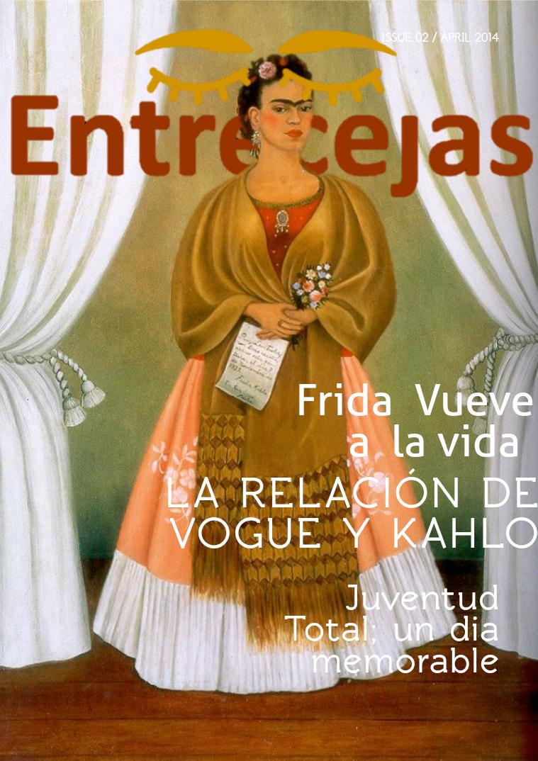 Entrecejas Frida Kahlo