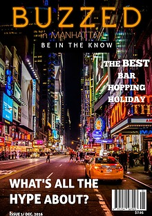 Buzzed Magazine
