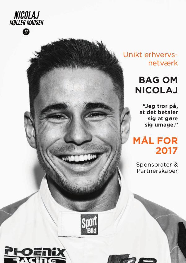 Nicolaj Møller Madsen Magasin 2017 2017 Magasin