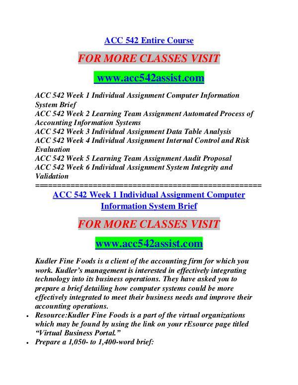 ACC 542 ASSIST Education  Terms/acc542assist.com ACC 542 ASSIST Education  Terms/acc542assist.com