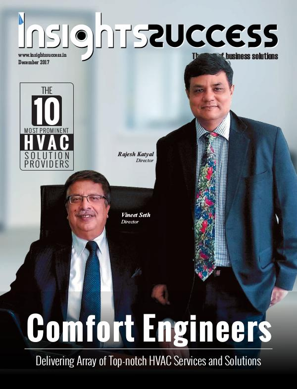 Insights Success The 10 Most Prominent HVAC Solution Providers Dec