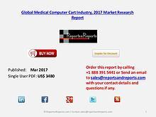 Global Forecasts on Medical Computer Cart Market 2022