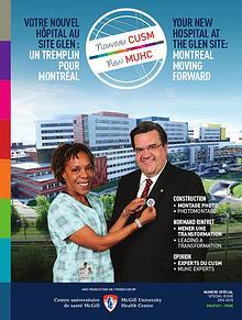 MUHC Launch Magazine