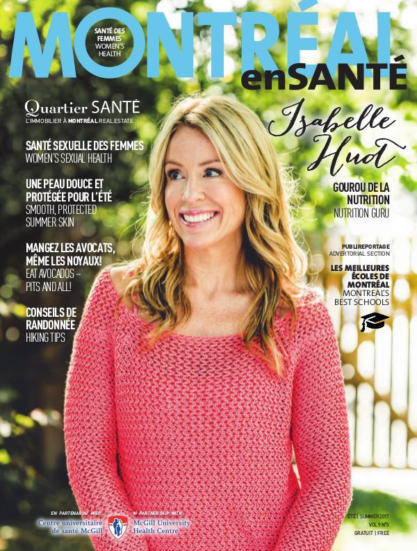 Montréal enSanté V9N3 Été/Summer 2017