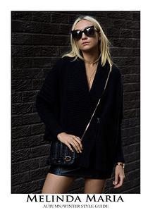 Melinda Maria Autumn/Winter Style Guide