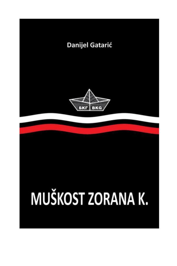 MUŠKOST ZORANA K.