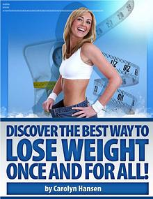 Carolyn Hansen Weight Loss EBook PDF Download