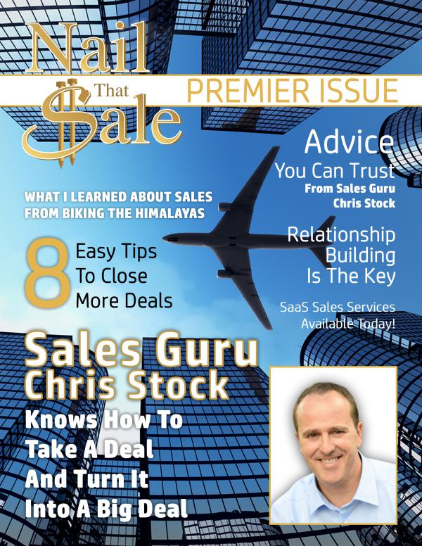 Nail That Sale Premier Issue Premier Issue