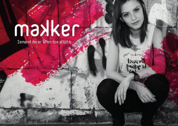 Brochure Makker