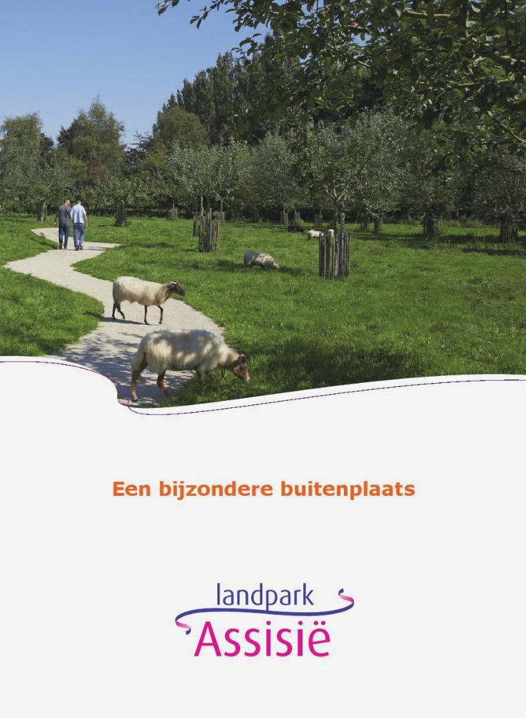 Landpark Assisië - Stichting Prisma Landpark Assisie