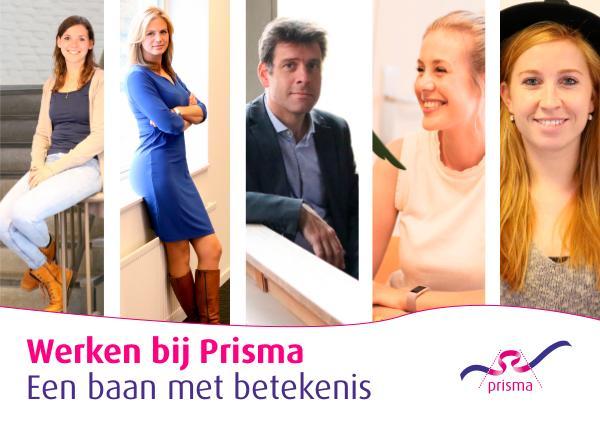 Werken bij Prisma