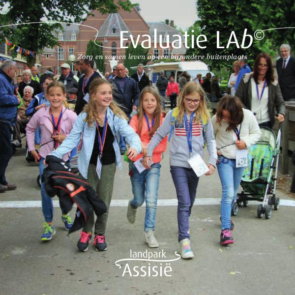 Landpark Assisië - Stichting Prisma Evaluatie LAb