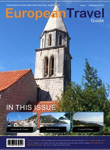 European Travel Guide - Issue1 - September 2013