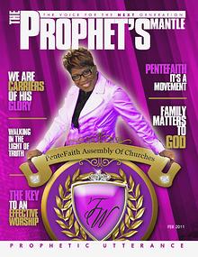 The Prophet's Mantle Magazine
