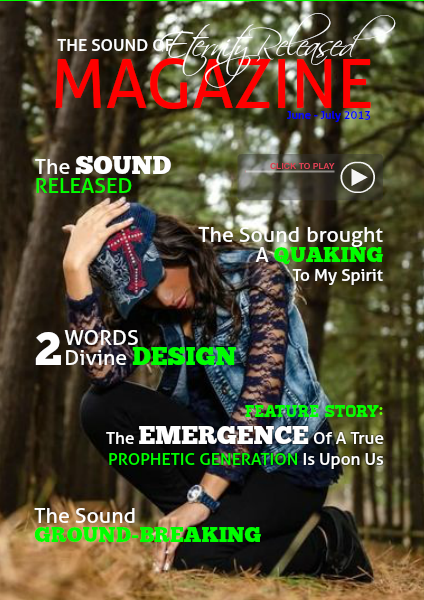 The Sound Of Eternity Released Magazine Vol 1 Issue 1