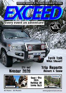 Exceed Sept/Oct 2019 Volume 36 Issue 5
