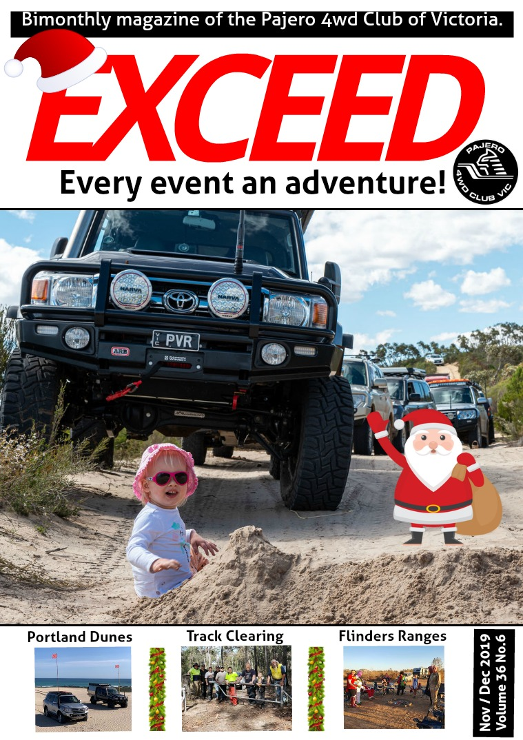 EXCEED 4WD Magazine Nov/Dec 2019 Vol 36 Issue 6