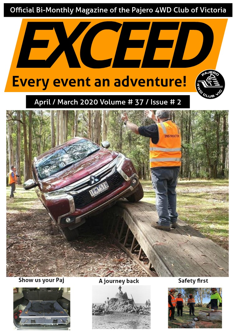 Exceed 4WD Magazine Mar/Apr 2020 Volume 37 Issue 02