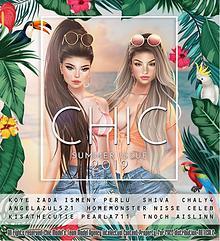 Chic Models Summer 2019 Edition