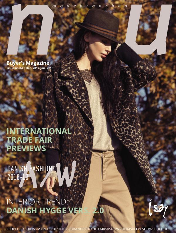 NU buyer's magazine, Dec. '17/Jan. '18