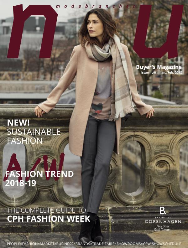 NU buyer's magazine, January 2018