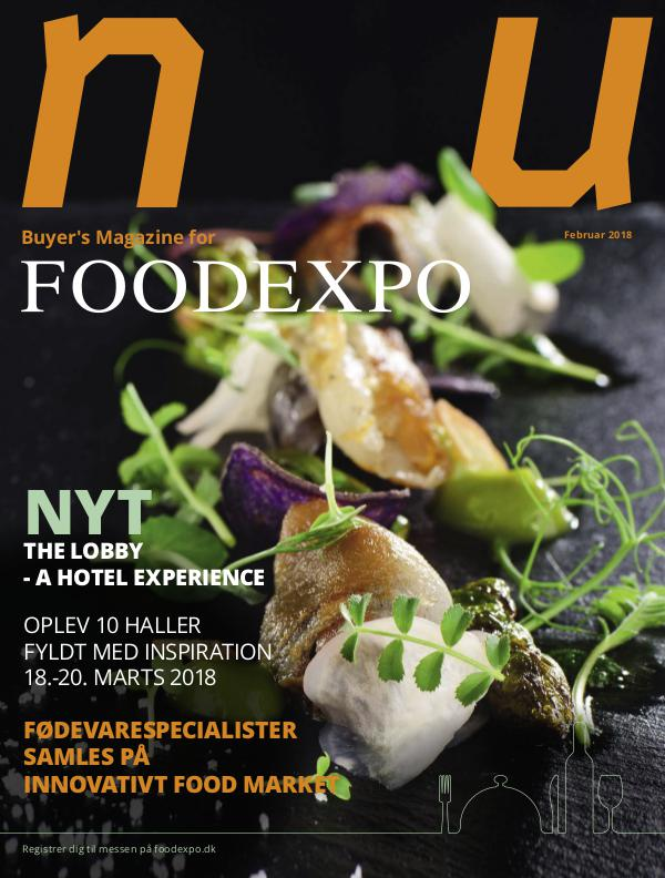 NU FOODEXPO FEB/MAR 2018