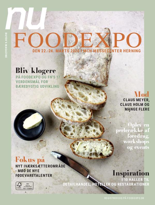 NU Foodexpo NU Foodexpo magazine 2020