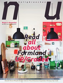 NU Formland - Read all about the Nordic design community