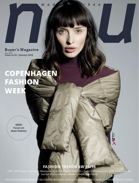 modebranchen.NU no. 1 / January 2015