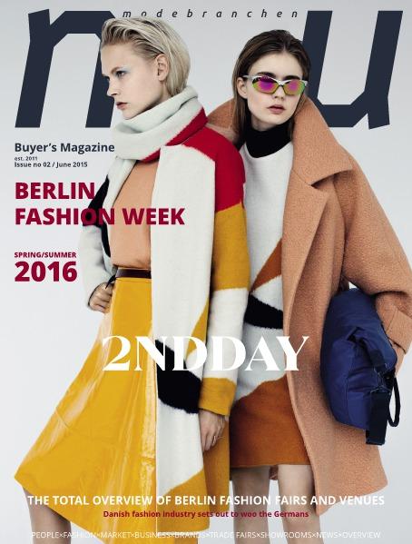 modebranchen.NU no. 2 / June 2015