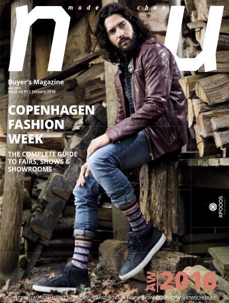 modebranchen.NU no. 1 / January 2016