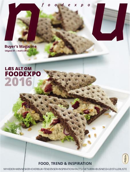 NU Foodexpo no. 1