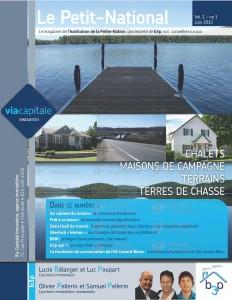 Le Petit-National - Vol. 1, No 1 - Juin 2013