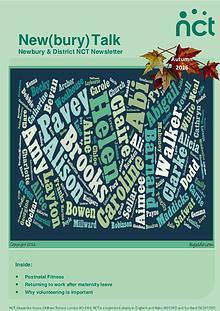 Newbury & District NCT Newsletter - Autumn 2016