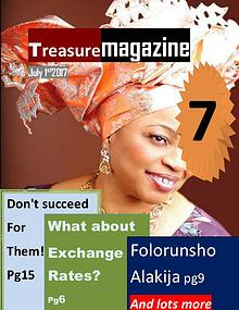 Treasure Magazine