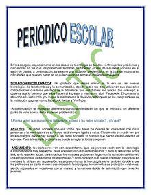 Periódico Escolar (2)
