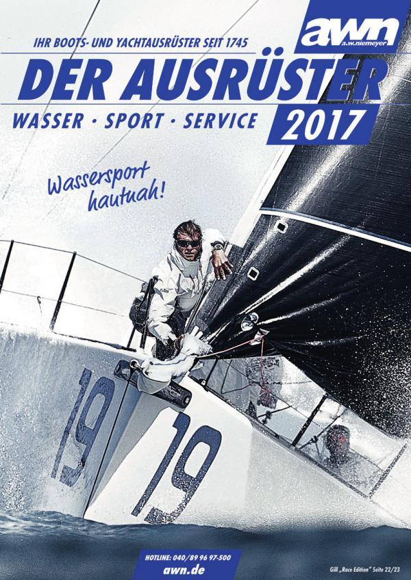 DER AUSRÜSTER 2017 // AWN - Katalog 21.01.2017