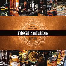 WhiskyNet termékkatalógus 2017-2018