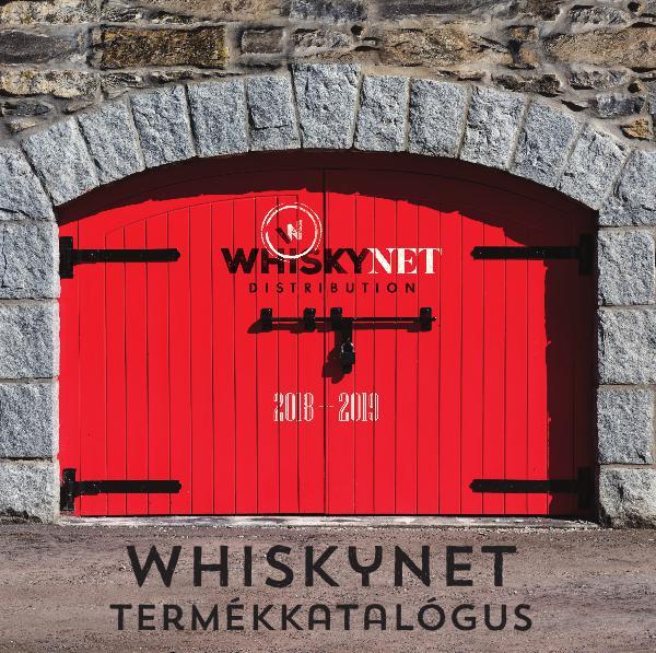 WhiskyNet termékkatalógus 2018 termekkat2018