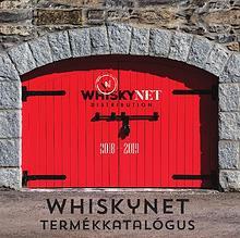 WhiskyNet termékkatalógus 2018