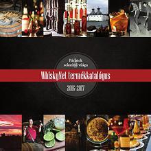 WhiskyNet termékkatalógus 2016