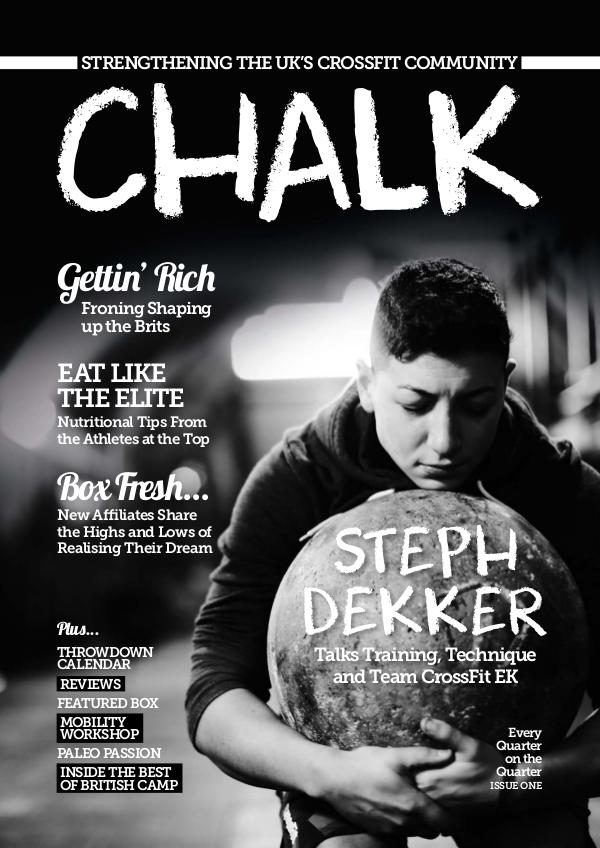 Chalk Magazine Autumn 2016
