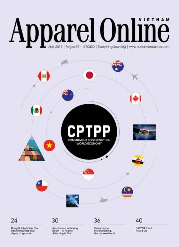 Magazine April 2018