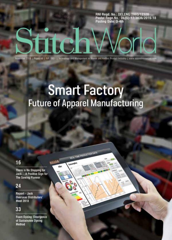 Magazine November Issue 2018
