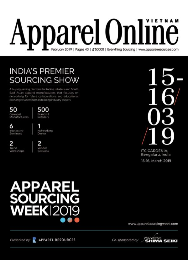Apparel Online Vietnam Magazine February Issue 2019