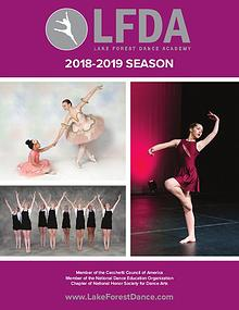 Lake Forest Dance Academy Brochure