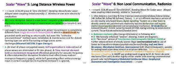 Cold fusion, Tesla, Scalar wave, Torsion field,