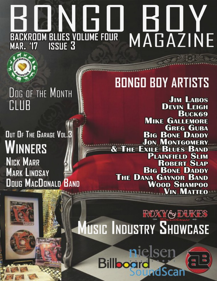 Backroom Blues Vol. 4 Issue 3