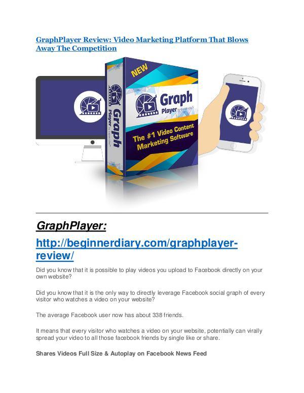 marketing GraphPlayer review- GraphPlayer (MEGA) $21,400 bonus