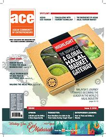 ACE Magazine: Issue 2 / 2016